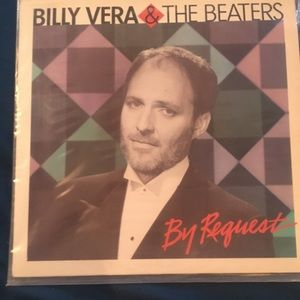 Billy Vera and the beaters vinyl record